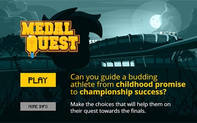 Medal Quest game image